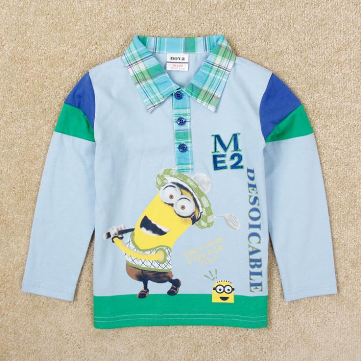 Футболка для мальчиков Nova oem brand t  kid tshirt 08
