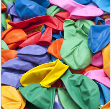 100PCS Color round advertisement balloon wedding decorations gifts balloon balloon market activity(China (Mainland))