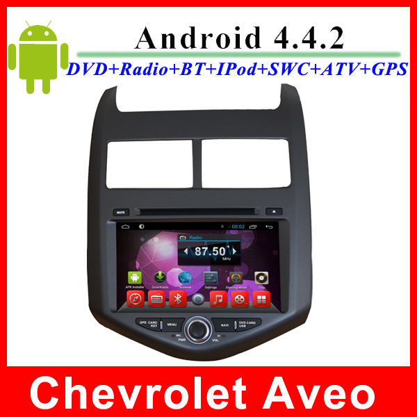 Автомобильный DVD плеер LG Android, 4,4 2 din Chevrolet Aveo gps TV 3G WIFI 8 HD автомобильный dvd плеер isudar 2 din 7 dvd ford mondeo s max focus 2 2008 2011 3g gps bt tv 1080p ipod