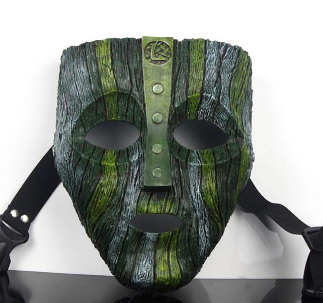 Loki God of Mischief Movie Mask God of Mischief Loki