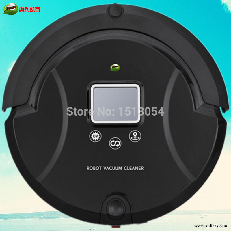 noise interference do not affect you and your family vacuum cleaners cleaner robot vacum aspirateur robot(China (Mainland))
