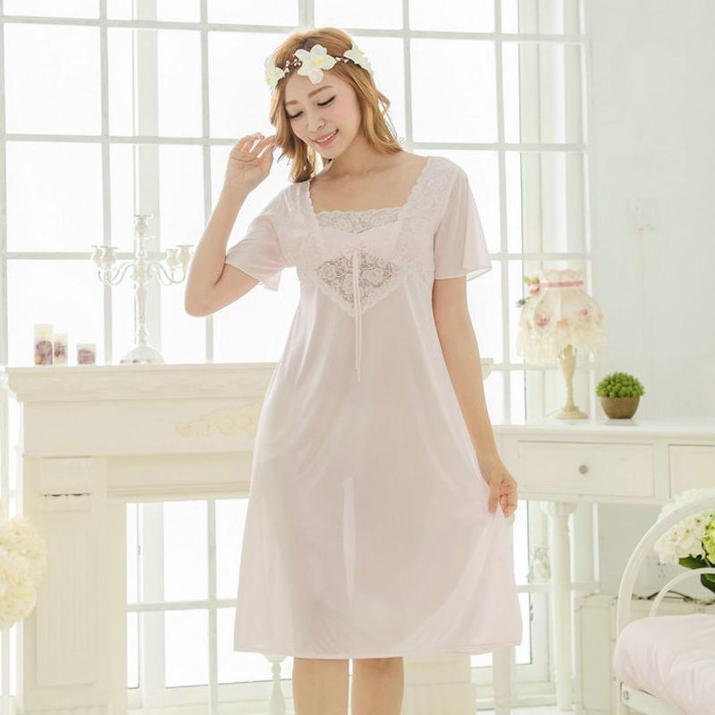 Женские ночные сорочки и Рубашки tencel Y197 ночные сорочки you