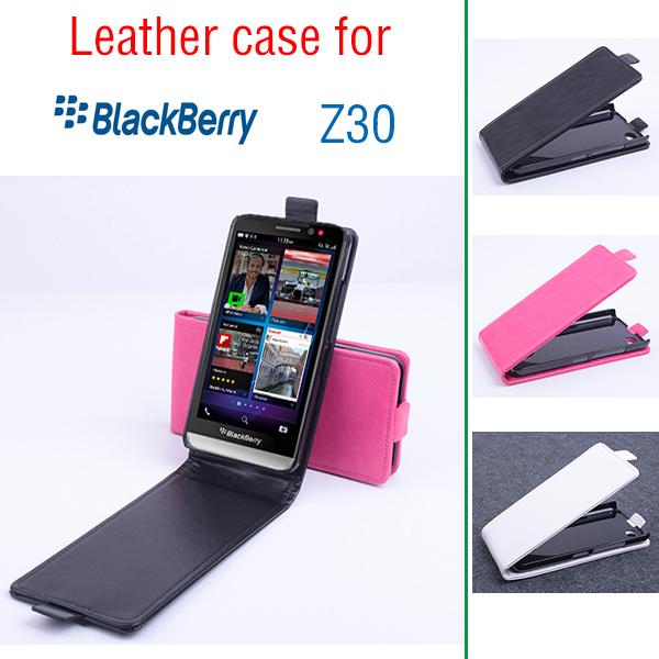 2015 For Blackberry Z30 Case Flip Phone Bag Case Cover For Blackberry Z30 Case Leather Luxury Quality Wallet White(China (Mainland))