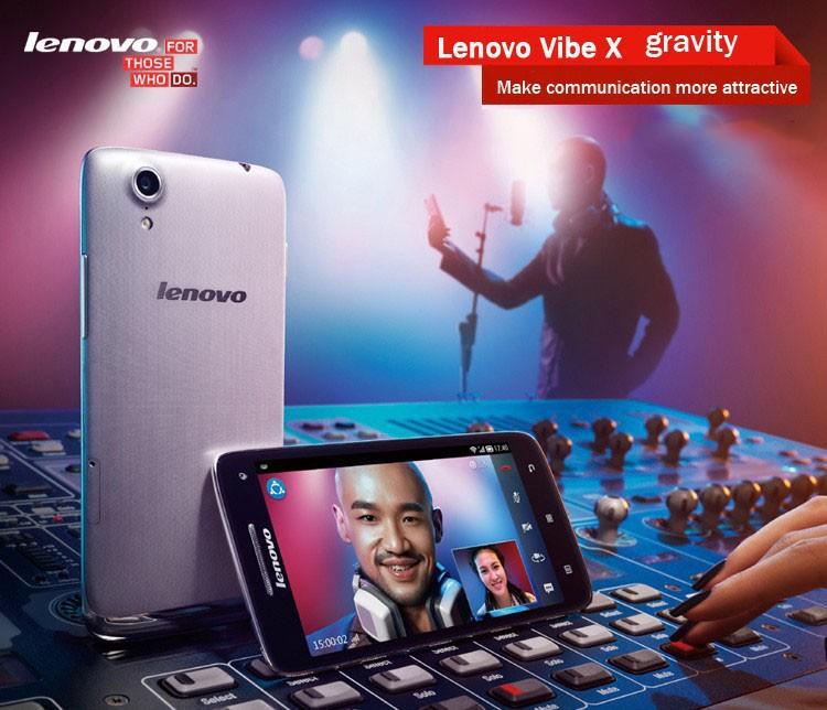 Original Lenovo S960 Vibe X phone 5 inch 2GB RAM 16GB ROM Quad Core 1 5GHz