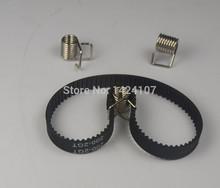 DIY 3D printer original Ultimaker 2 special belt torsion spring