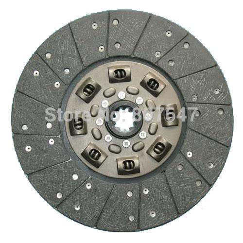SINOTRUK truck parts howo clutch disc 430 wg9114160020(China (Mainland))
