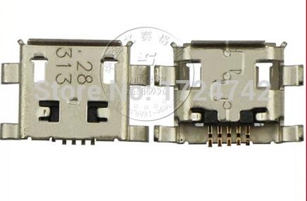 100pcs/lot USB charging port for ZTC U985 V960 U950 charger connector port socket plug,free shipping(China (Mainland))