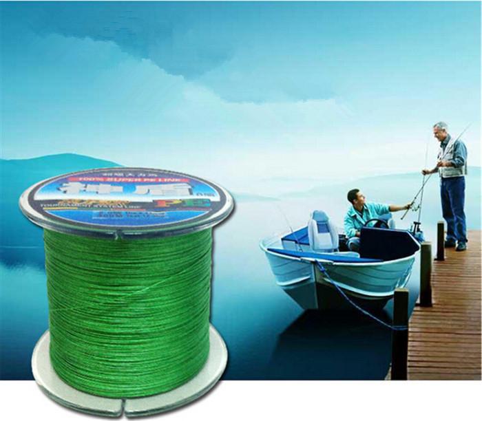 Рыболовная леска 300M 8 100% 23LB /120 00016
