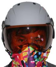 Dropshipping winter outdoor skiing helmet snow sport ski equipment snowboard skate helmets ABS light weight safty helmet (China (Mainland))