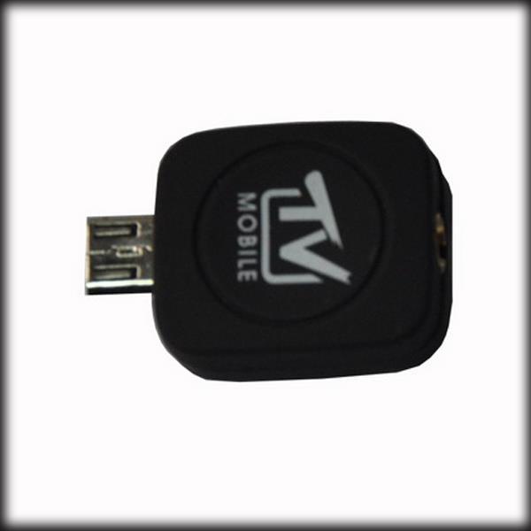 by dhl or ems 100pcs 2015 New HOT TV Tuner DVB-T DVB T Receiver on Android Phone min USB Pad OTG(China (Mainland))