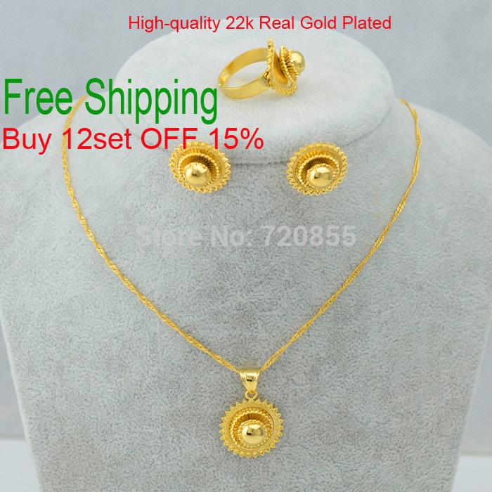 Ethiopian cross big size pendantnecklaceearringbanglering set ethiopian jewelry aloadofball Images