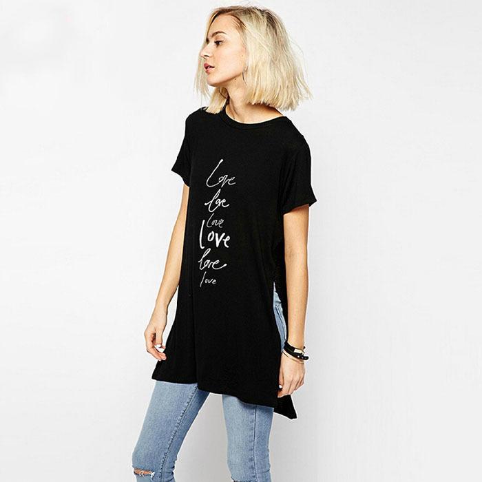 Женская футболка YF Camisetas Femininas o t 2015 Colthing ZZS1942 2015 yf sh305012