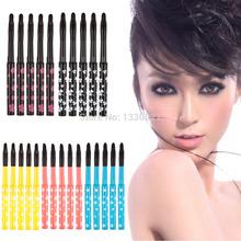 5pcs Portable Retractable Lip Eyeliner Brush Makeup Cosmetic Lipstick Brush PLFL