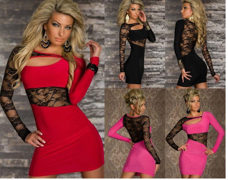 цена  Женское платье HT 2015 Bodycon Vestido 4B153  онлайн в 2017 году