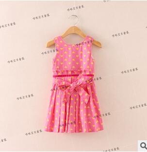 Платье для девочек Other brands 2015,  2-7