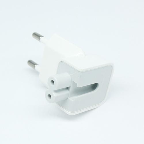Free shipping for ipad / ipad2 / MAC Book power plug, charger adapter, the EU regulation charging head(China (Mainland))