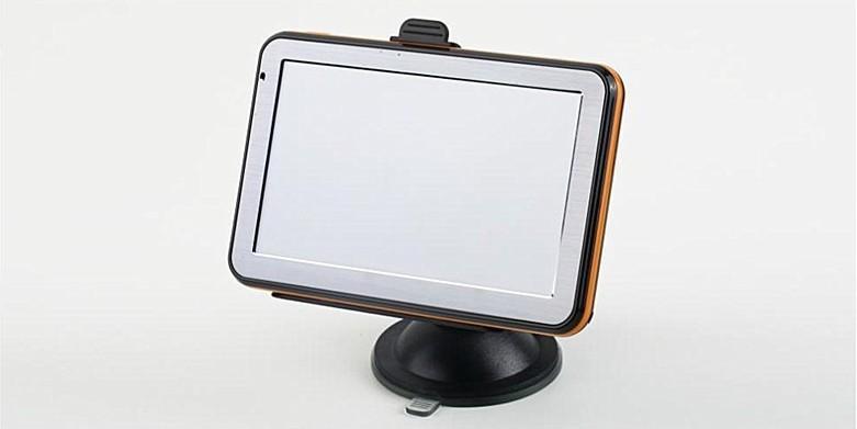 GPS Portable car navigation systems 4.3 inch TFT-LCD screen, Display solution 480*272(China (Mainland))
