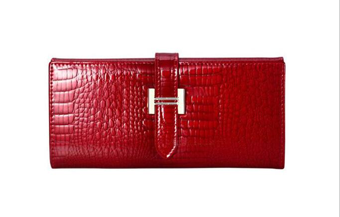 Гарантировано 100% натуральная кожа бумажник сумки женские