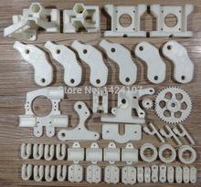 Reprap Prusa Mendel i23D printer ABS plastic parts bag DIY Prusa i3 acrylic border 3D printer prints