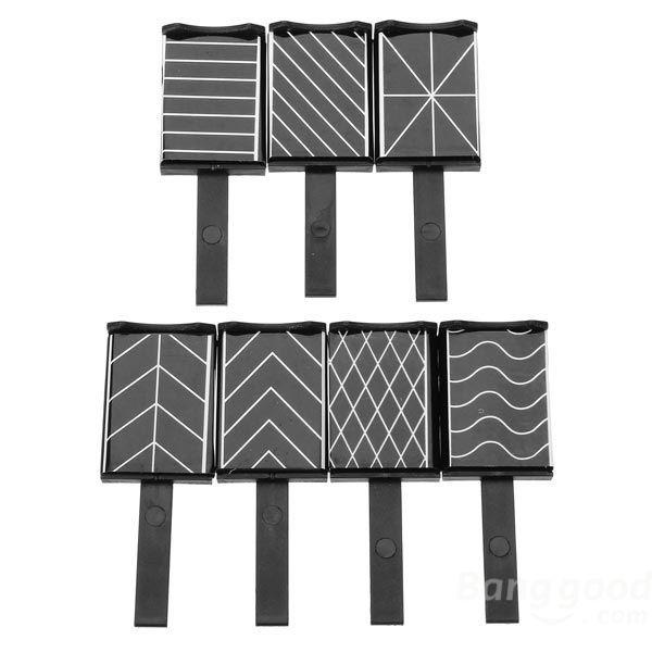 chinafactory DIY 3D Nail Art Magnet Magnetic Stick Board Magic Polish(China (Mainland))