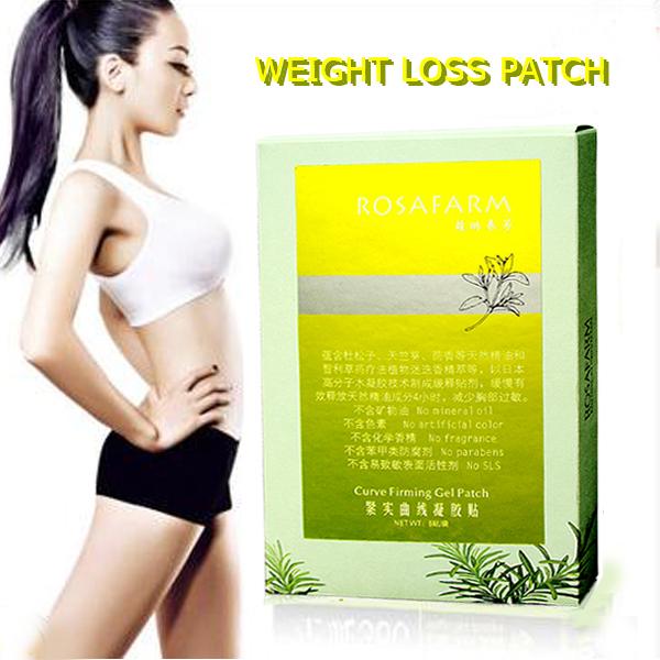 weight loss slimming fast weight loss 24pcs/12bags/box Belly Detox Adhesive Sheet slimming free shipping(China (Mainland))