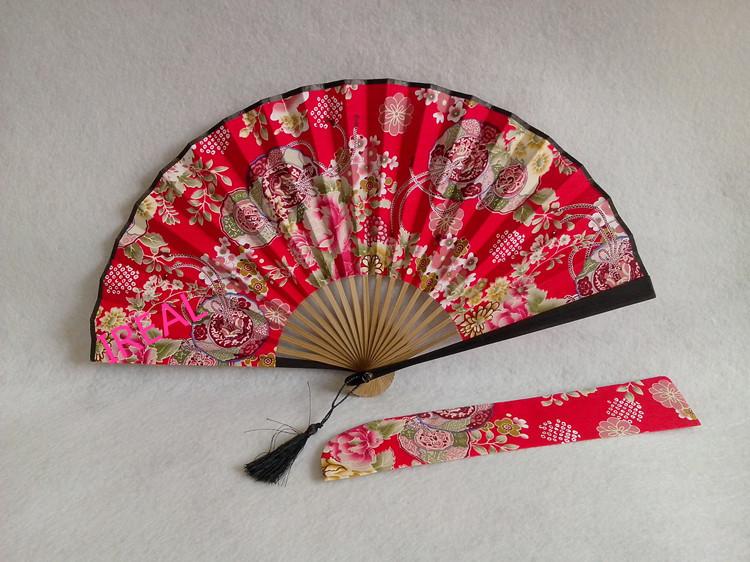 Door Gift Ideas Elegant Red Hand Fan For Wedding&Party Door Gift(China ...