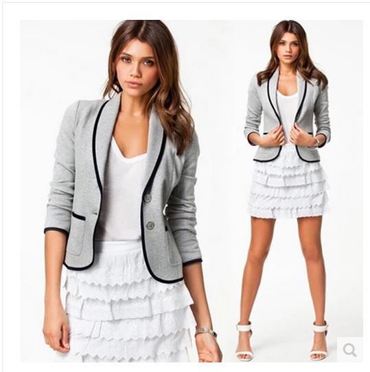 Женский пиджак Blazer feminino 2015 blazer women женский пиджак women blazer feminino 584bj85176