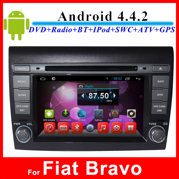 Автомобильный DVD плеер LG 100% android 4.4.2 2 din 7/gps bluetooth 3g wifi автомобильный dvd плеер isudar 2 din 7 dvd ford mondeo s max focus 2 2008 2011 3g gps bt tv 1080p ipod