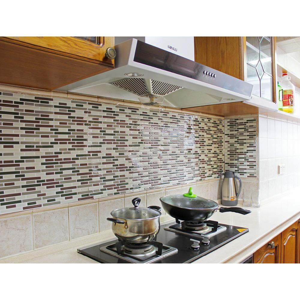 Online Alveri Satn Dk Fiyat Kitchen Tile Sticker