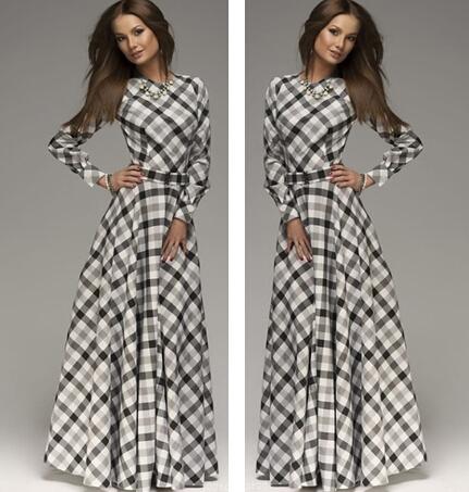 Женское платье Maxi Dress 2015 O 1 женское платье summer dress 2015cute o women dress