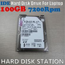 """Brand New 2.5 """" HDD 100 GB IDE / PATA Port disque dur pour ordinateur portable 7200 Rpm 8 Mb Cache livraison gratuite(China (Mainland))"""