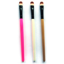 3 Colors 1 Pcs Professional Eye Brushes Eyeshadow Foundation Pencil Brush Makeup Tool Cosmetic Brushes