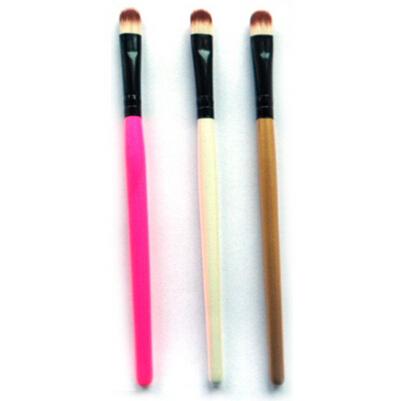 3 Colors 1 Pcs Professional Eye Brushes Eyeshadow Foundation Pencil Brush Makeup Tool Cosmetic Brushes(China (Mainland))