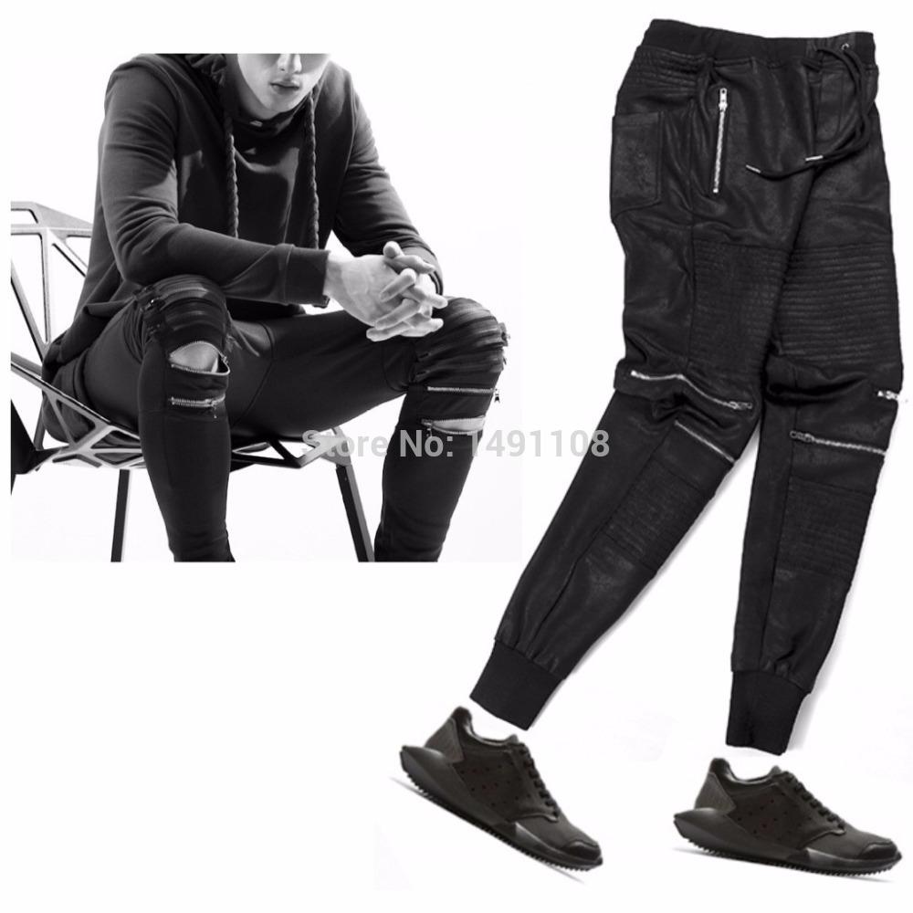 Original Punk Fashion Original Design Black Punk