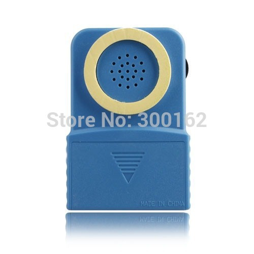 Portable Telephone Voice Changer Sound Disguiser free shipping(China (Mainland))