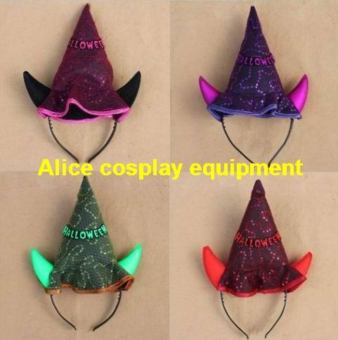 Helmet Devil Horns Angle Wizard Devil Horns
