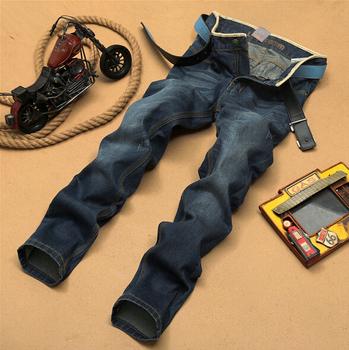 2015 ретро летом приток мужчин джинсы ноги прямые молодых мужчин мужчины новой весны и летние брюки брюки