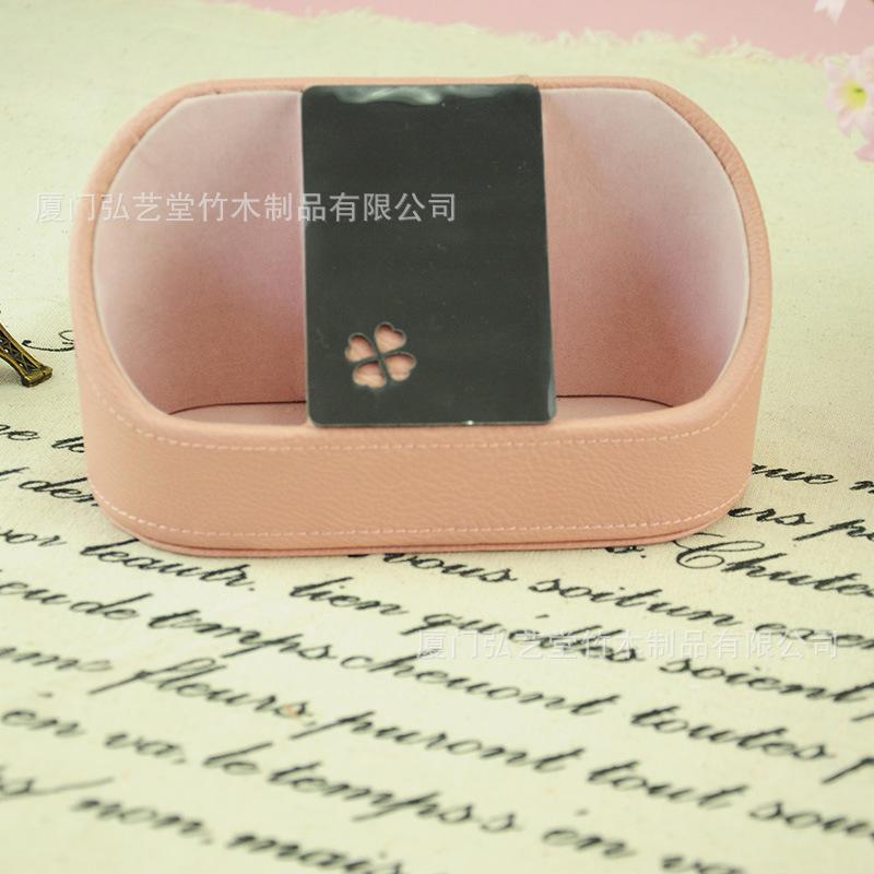 Factory wholesale exquisite phone box remote control storage box storage box home essential desktop items 5526(China (Mainland))
