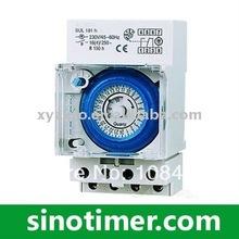 Analógica mecánica 24 horas interruptor de tiempo SUL181H 220 V AC in stocks