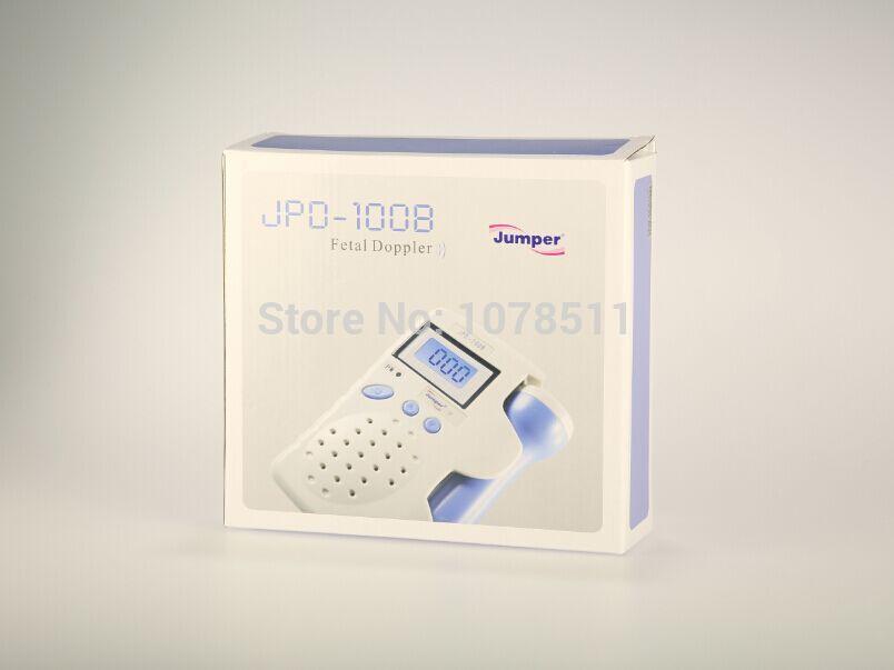 Angelsounds CE FDA мини фетальный Doppler карманные узи пренатальной фетальный портативный детектор детские Heart Монитор скорости