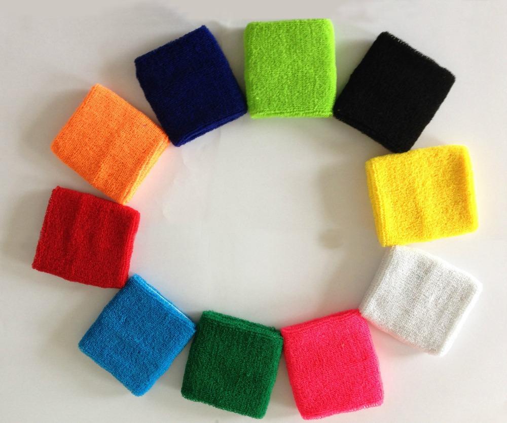 2014 free shipping sports wrister fashionable bracer wristguard wrist support cuff bracers with 9 colors(China (Mainland))