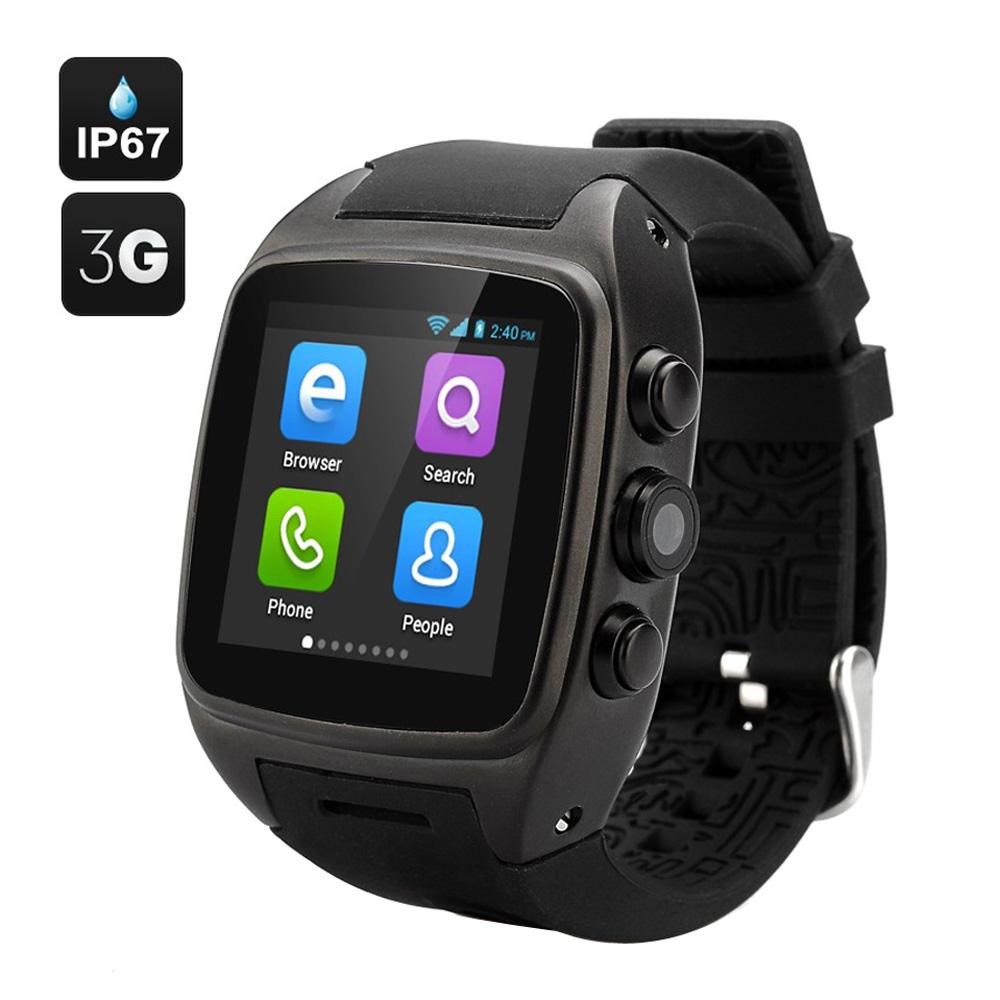 iMacwear M7 3G digital Smart Watch Phone Android 4.2 MTK6572 Dual Core IPS Screen Waterproof IP67 512MB RAM 4GB ROM 5.0MP Camera(China (Mainland))