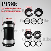 PF30 BB30  Press Fit BB Ceramic Bearings axis+Free shipping