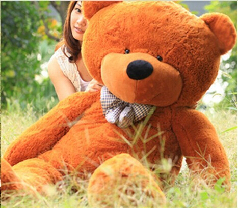 High quality Low Price Plush Toys Large Size 120CM / Teddy Bear/Bear/Big Embrace Bear Doll /Lovers/Christmas Gifts Birthday Gift(China (Mainland))
