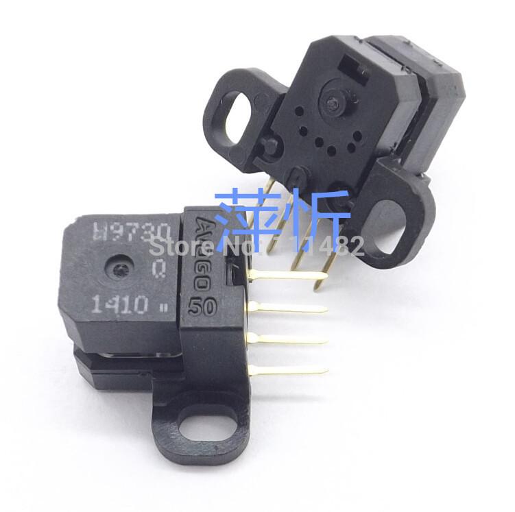 Free shipping 5PCS/LOT HEDS-9730#Q50 , H9730-Q50 , H9730 HEDS-9730 DIPER4 Small Optical Encoder Modules Digital Output AVAGO(China (Mainland))