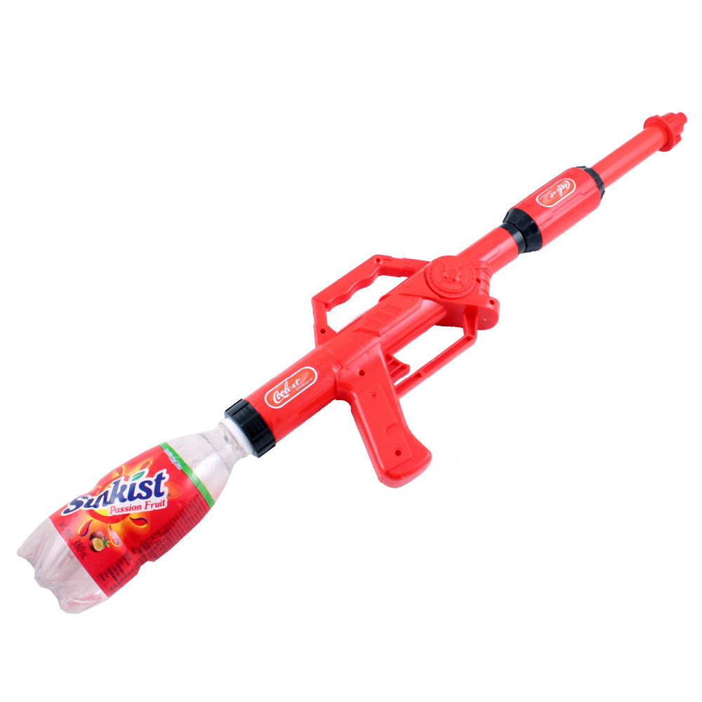 Cola Water Gun Fight Blaster Super Soaker Guns Fits Screw Top Bottles(China (Mainland))