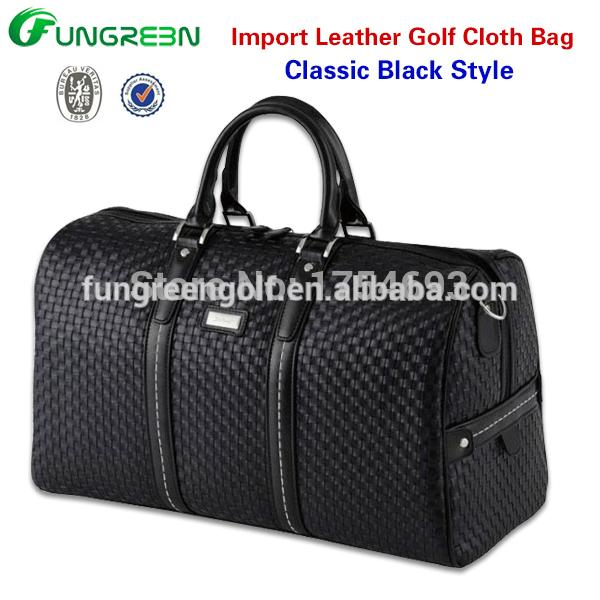 Fashion Ladies Golf Bag Women Duffel Bag with Import PU(China (Mainland))