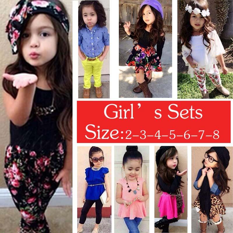 Комплект одежды для девочек Little Miss Clothng 2015 TZFK платье для девочек little miss 2015 frbic 80 120 tzfk