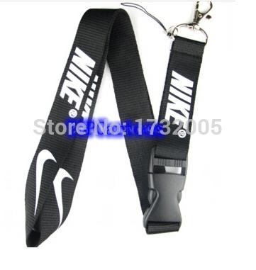 New 1 Pcs Sport Logo Lanyards Neck Strap Keys Camera ID Card Lanyard Free Shipping LM0597