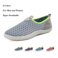 Super breathable huarache mesh running shoe wearable rubber sole top quality sneaker for men and women 2015 new fashion sneakers